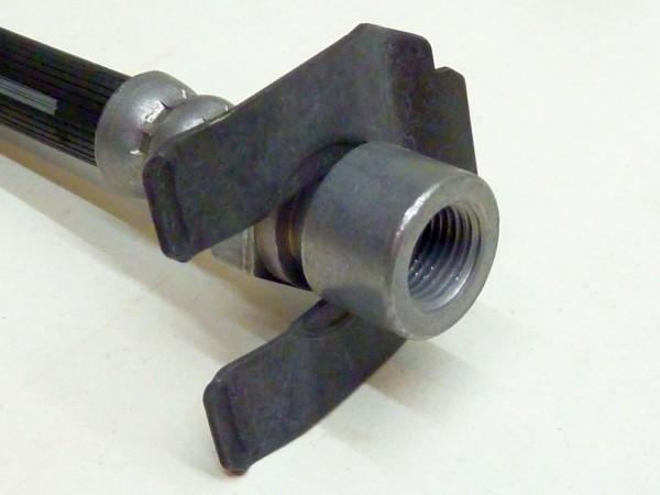 Halteklammer für Bremsschlauch, A1