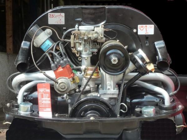 Komplettmotor, 1500-1600/32-35 kW (44-47 PS), X2