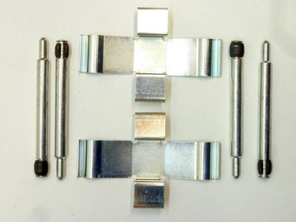 Anbausatz für Bremsklötze, f. zwei Ate- o. Qualität B-Sättel, A1