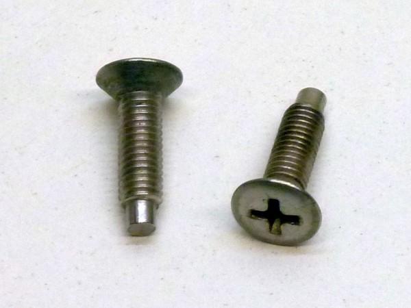 Schrauben für Blinkerabdeckungen, Paar, A3