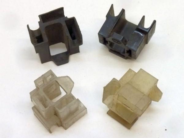 Hülsen für Scheinwerferkabel mit Stecker, Paar, A3