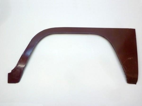 Reparaturblech f. Kniestück, außen links,ohne Einstieg, -7/71,C1