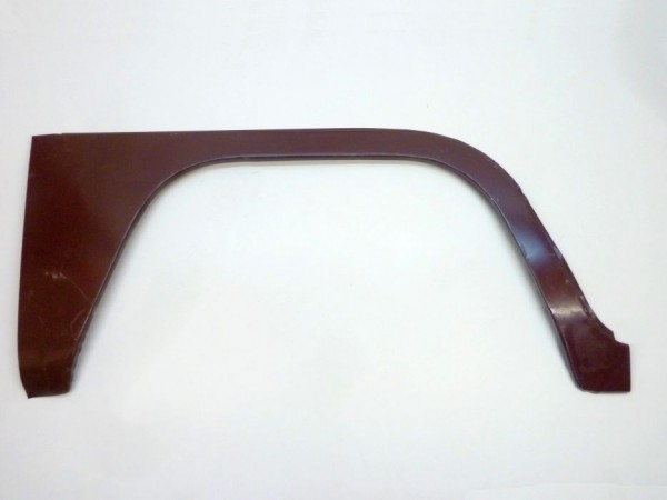 Reparaturblech f. Kniestück, außen rechts,ohne Einstieg,-7/71,C1