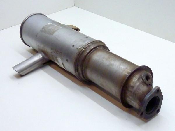 Auspuff mit Katalysator, für Motortyp ACD, A1