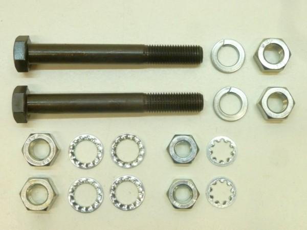 Anbausatz für Stoßdämpfer-Paar mit 4 cm breiten Augen, A1