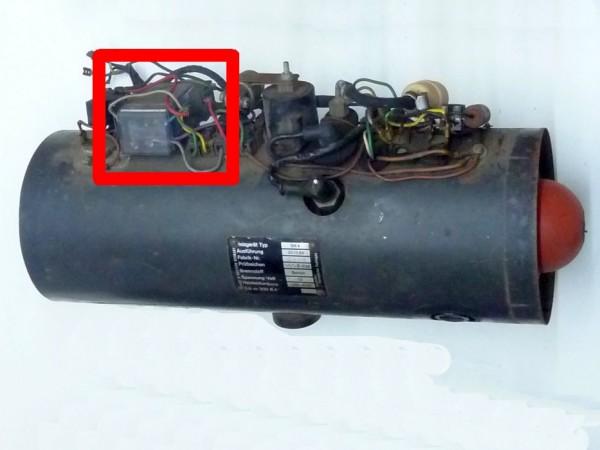 Sicherheitsschalter, BN 4, A3