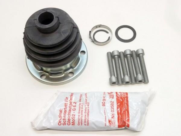 Gelenkmanschette für Antriebswelle mit Ø 100 mm,mit Anbausatz,A1