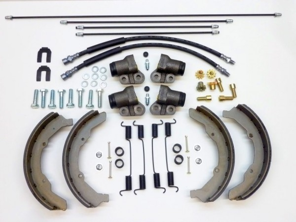 "Bremsenkomplettsatz, ""groß"", -7/69, A1"