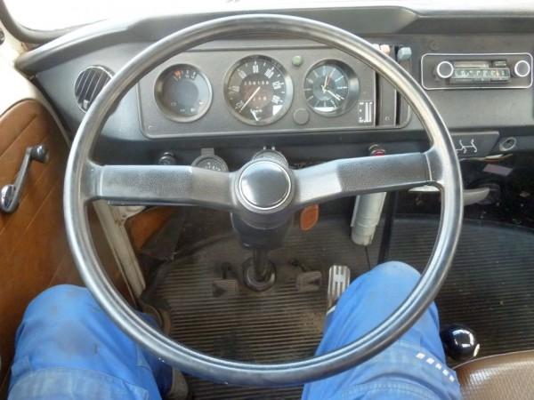 Lenkrad, 8/77-, A3