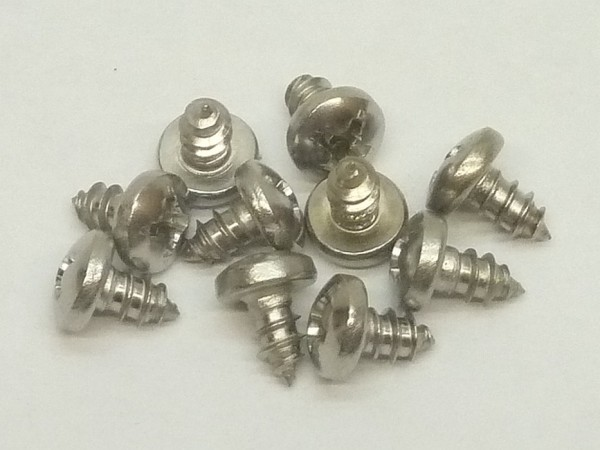 Linsenkopfblechschraube, 3,9x6,5, Edelstahl, A+1