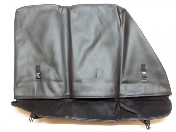 Tasche für zwei Steckfenster, schwarz, B1