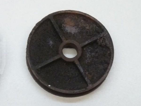 Umlenkrolle für Thermostatseilzug, Kunststoff, A3
