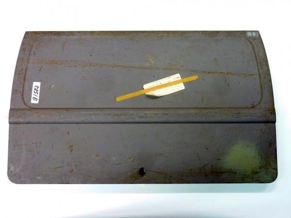 Laderaumklappe, ohne Fensterausschnitt, 8/71-, A1/NOS