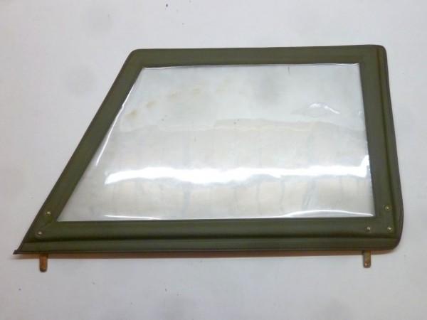Steckfenster ohne Ausstellfenster, oliv, A1/NOS
