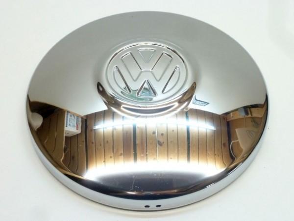 Radkappe, 2,1 cm hoher Rand, verchromt, A1