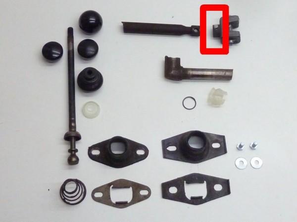 Madenschraube für Schaltstangenkupplung/ -muffe, Vierkant, A1
