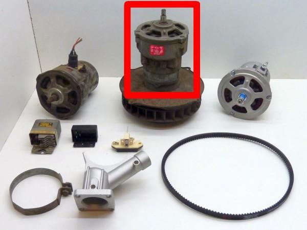 Lichtmaschine, Drehstrom, für integrierten Regler, A3