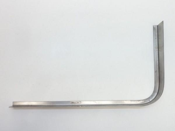 Reparaturblech für Seitenscheibenrahmen, 90°, vo. re./hi. li.,B1