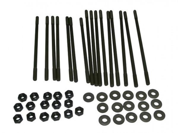 Stiftschrauben für Einkanalzylinderköpfe, M10, 16er-Satz, B1