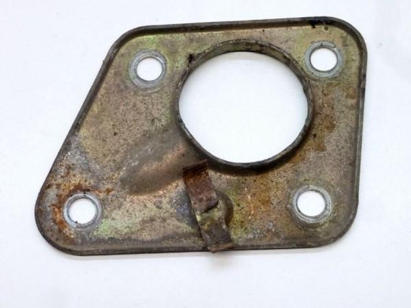 Halteplatte für Lenkgetriebe, 8/72-, A3