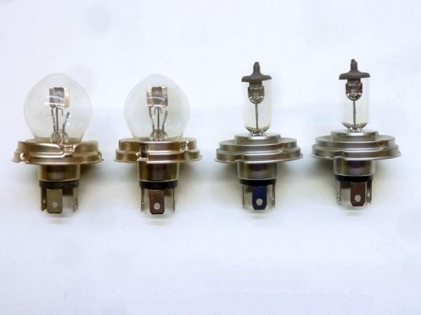 Glühlampen für Bilux-Scheinwerfer, 12 V, Paar, A1