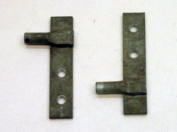 Scharnier für Armaturenbrett-Teil, A3