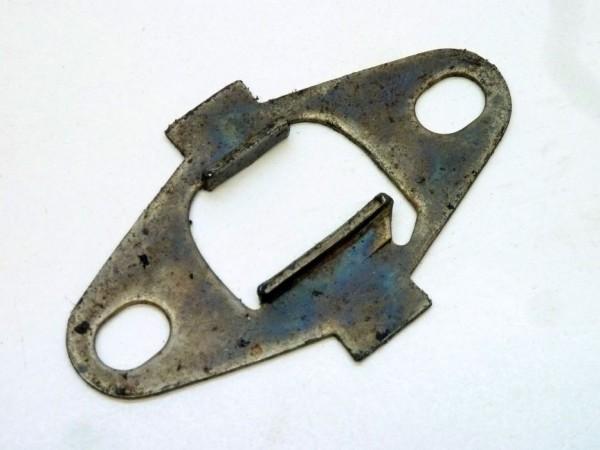 Anschlagplatte für Schalthebel, A3