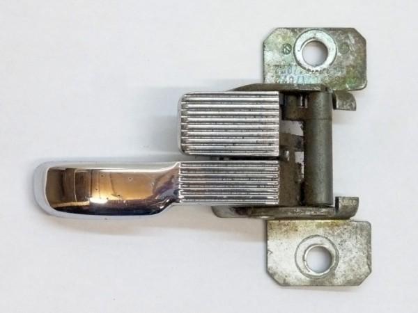 Türöffner mit Verriegelungshebel, rechts, A3