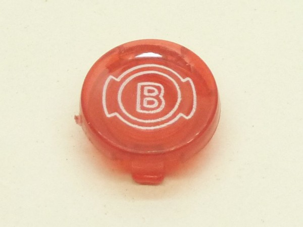 Glas für Bremskontrolleuchte, B1