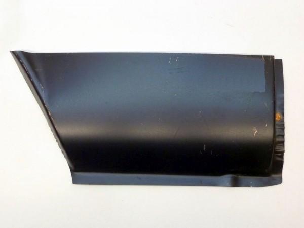 Rep.-Blech f. Außenschweller vor hi. Radlauf, rechts, 8/70-, C1