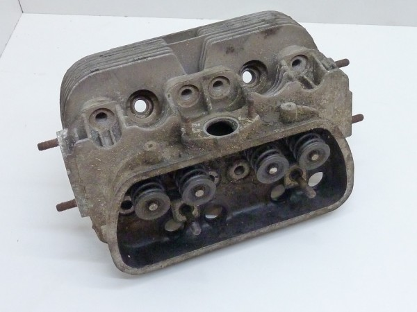 Zylinderkopf, 25 kW (34 PS), grob verrippt, A3
