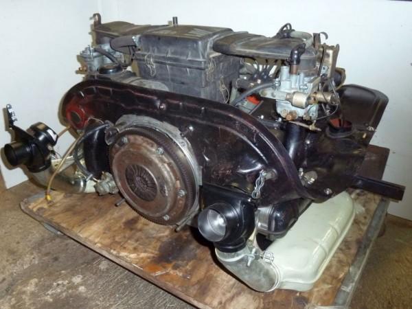 Komplettmotor, 2000, B2