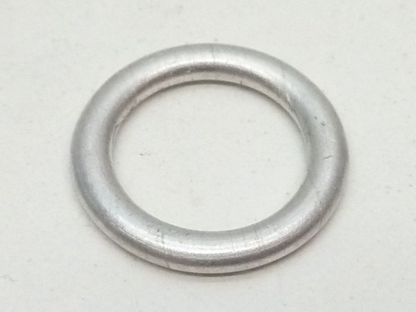 Dichtung, 12x18 mm, Metall, A1