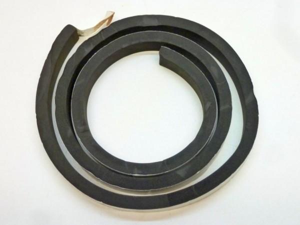Dichtungsstreifen, 10x19 mm, 1,3-Meter-Stück, selbstklebend, A1