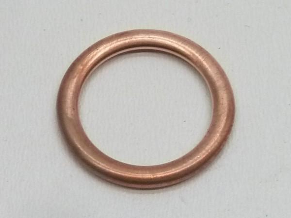 Dichtung, 16x22 mm, Metall, A1