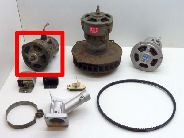 Lichtmaschine, Drehstrom, für externen Regler, A3