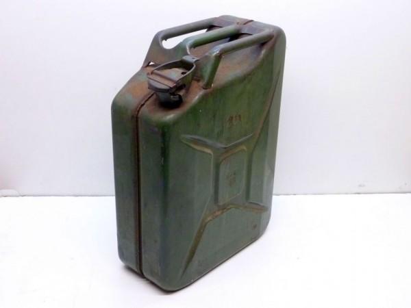 Benzinkanister, Blech, 20 l, A3