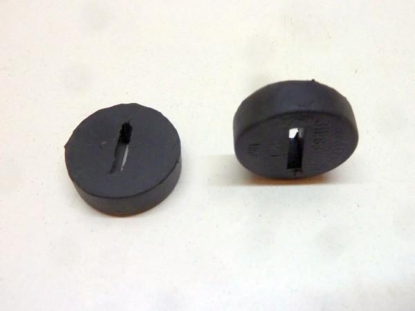 Gummipuffer für Türfangband, A1