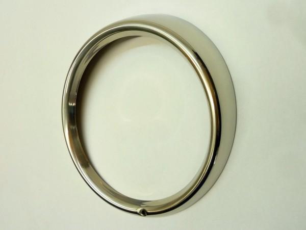 Zierring für Scheinwerfer, Edelstahl, poliert, A1