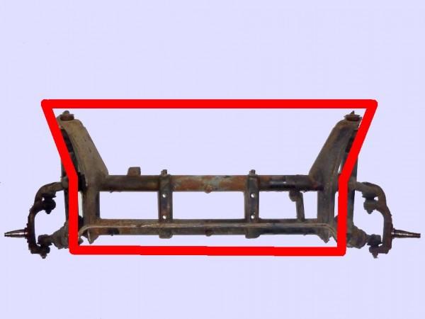 Vorderachskörper, mit Lagern für Traghebel, A3