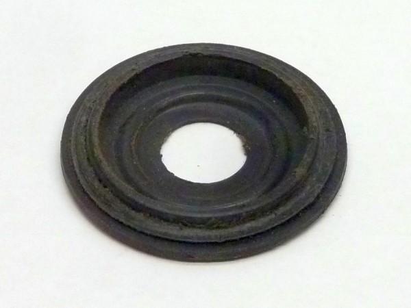Unterlage für Fensterkurbel, Außen-Ø 37 mm, schwarz, A3