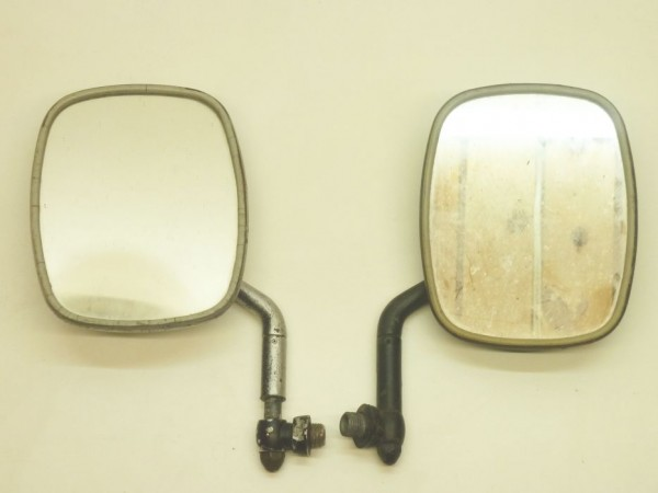 Außenspiegel, normal lang, lackiert, A3