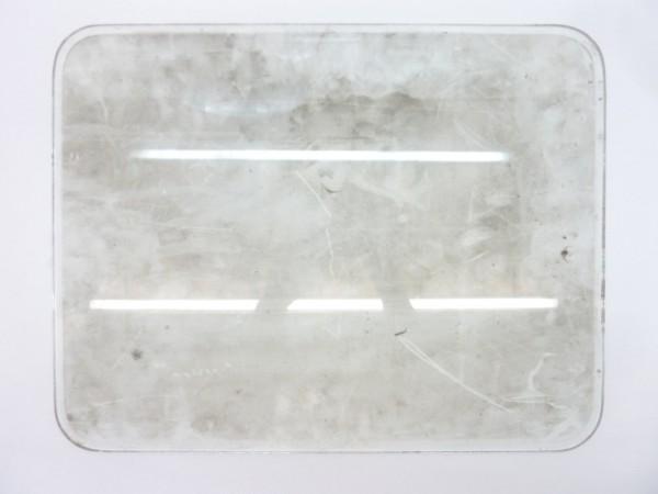 Glasscheibe, ca. 38x48 cm, zum Planen von Teilen, A3