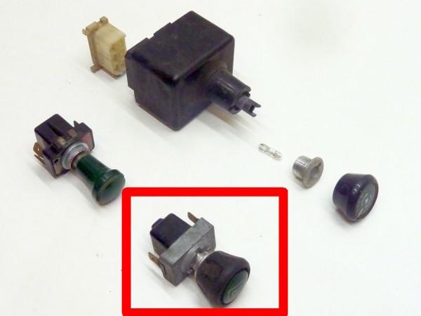 Schalter für Heizung, komplett, original VW, A3