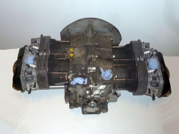 Rumpfmotor, 1500/1600, mit Einkanalzylinderköpfen, X2