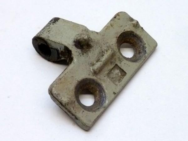 """Türscharnierhälfte, """"frühe"""" Form, für 8 mm-Stift, A3"""