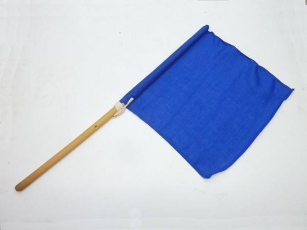 Flagge, blau, A1