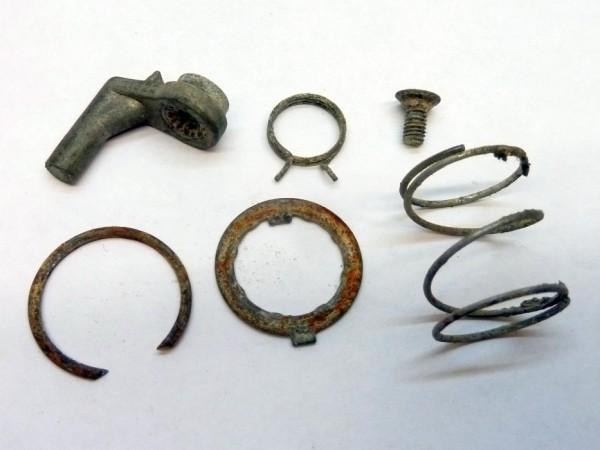 Anbausatz für Türgriffschließzylinder, -7/68, A3