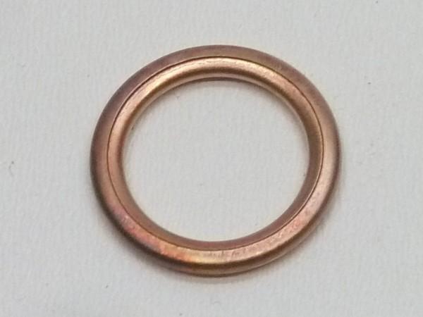 Dichtung, 14x20x1 mm, Metall, A1