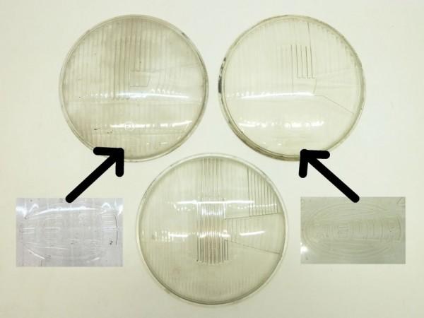 Glas für Bilux-Scheinwerfer, A3